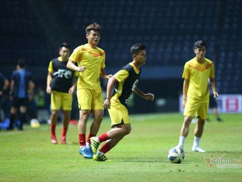 U23 Việt Nam 0-0 U23 Jordan: Bùi Tiến Dũng tiếp tục tỏa sáng