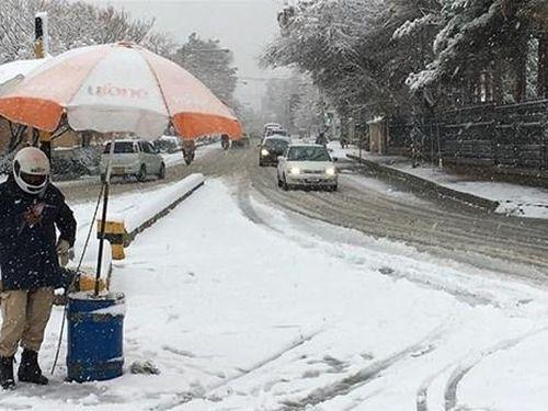 Pakistan, Afghanistan: Mưa tuyết hoành hành, hàng chục người thiệt mạng