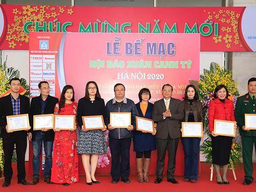 Bế mạc Hội báo Xuân Canh Tý – Hà Nội 2020