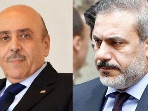 Bất chấp thù địch, lãnh đạo tình báo Thổ Nhĩ Kỳ, Syria chính thức gặp nhau lần đầu