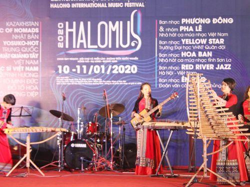 Đặc sắc Liên hoan Âm nhạc quốc tế Hạ Long 2020