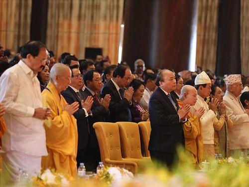Giáo hội Phật giáo Việt Nam đồng hành cùng dân tộc