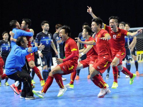 ĐT Futsal Việt Nam: Kỳ tích Colombia và kỳ vọng tái hiện lịch sử