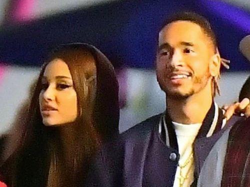 Ariana Grande bị bắt gặp hẹn hò với người mới