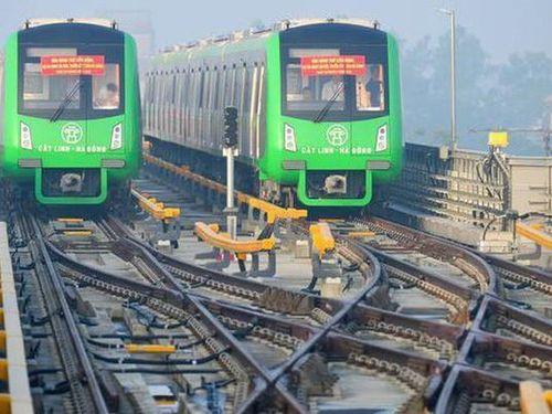 Đường sắt Cát Linh – Hà Đông: Chưa có ngày khai thác đã tới kỳ trả nợ