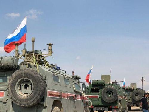 Thổ Nhĩ Kỳ bỏ tuần tra chung với Nga ở Syria