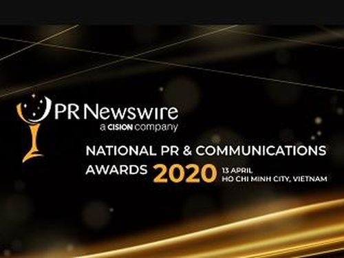 PR Newswire organizes the National Public Relations and Communications Awards 2020 in Vietnam