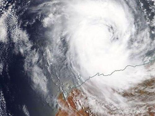 Đức chuẩn bị đón siêu bão Sabine