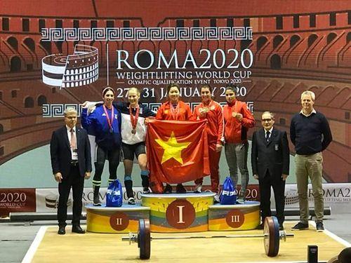 Thể thao Việt Nam phấn đấu giành suất tham dự Olympic Tokyo 2020