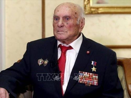 Sĩ quan tình báo vĩ đại Liên Xô qua đời ở tuổi 104