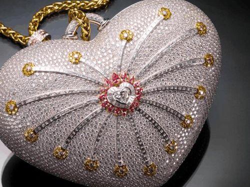 10 mẫu túi xa xỉ bậc nhất thế giới, có chiếc hơn 3 triệu USD