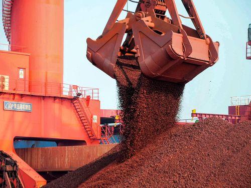 TT quặng sắt ngày 17/2/2020: Dự trữ quặng sắt tại các cảng Trung Quốc giảm 9%