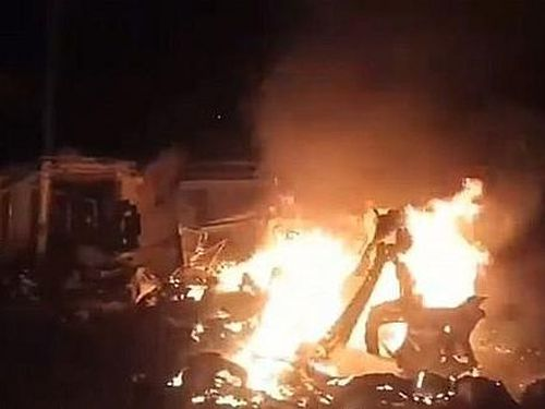 Colombia: Nổ xe buýt khiến hơn 20 người thương vong