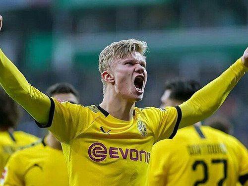 Giám đốc Dortmund: 'Cách Haaland thi đấu quá chững chạc'