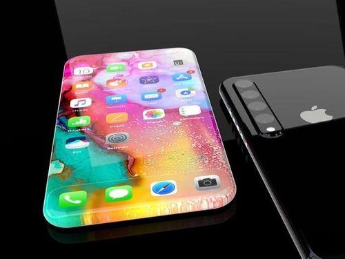 Apple sắp ra mắt iPhone có màn hình cuộn quanh thân máy?