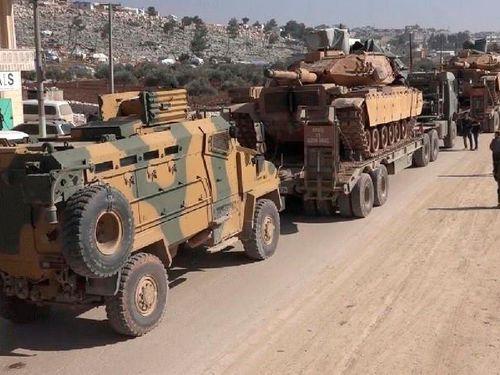 'Tử huyệt' cuối cùng ở Syria, Nga - Thổ đã sẵn sàng cho chiến tranh?