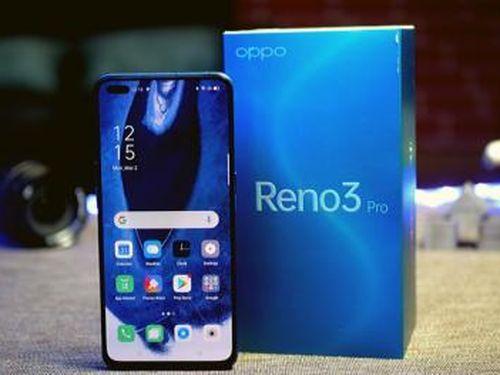 Oppo Reno3 Pro: Chuyên gia selfie với camera kép 44MP