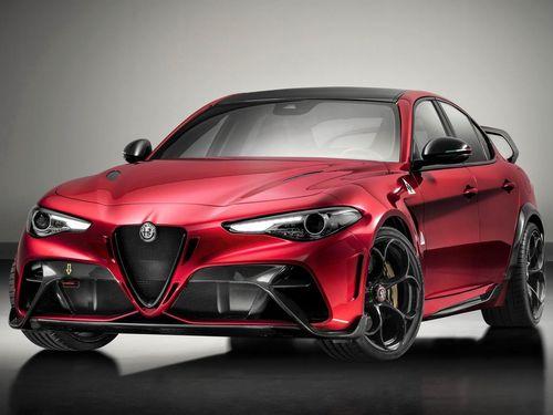 Alfa Romeo ra mắt dòng xe hiệu suất cao Giulia GTA và GTAm