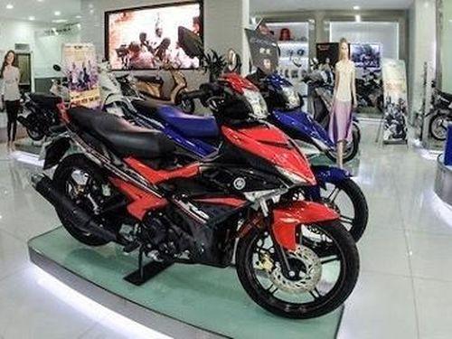 Bảng giá xe máy Yamaha tháng 3: Nhiều mẫu rẻ hơn giá đề xuất