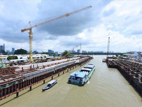 TP Hồ Chí Minh: Bàn giao mặt bằng dự án chống ngập 10.000 tỷ đồng trong tháng 3/2020