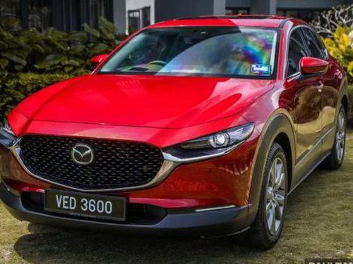Mazda CX-30 'viễn chinh' tới Thái Lan, Việt Nam tiếp tục chờ đợi