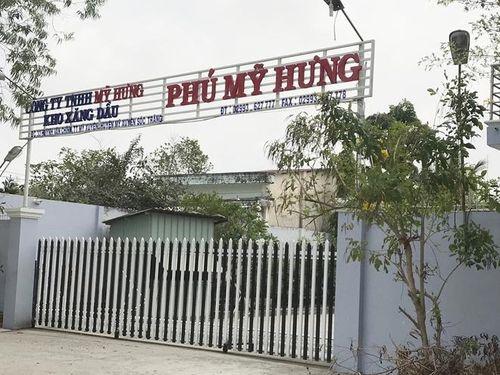 Nhiều cửa hàng xăng dầu của đại gia Trịnh Sướng vẫn đóng cửa