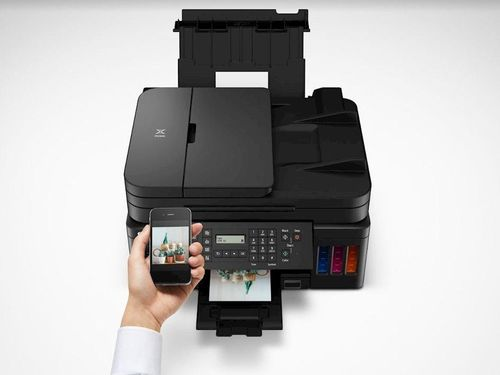 Canon tung bộ đôi máy in không dây G7070 và GM4070 hiệu suất cao