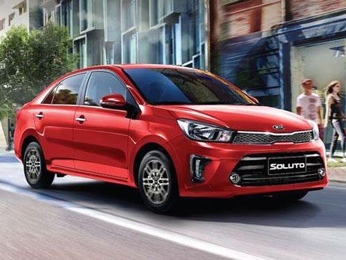 Chi tiết Kia Soluto: Xe sedan hạng B rẻ nhất tại Việt Nam
