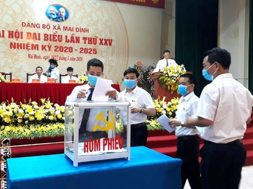 Hà Nội: 16.317 chi bộ tổ chức thành công đại hội, đạt tỷ lệ 95,33%