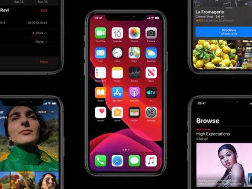 Apple sắp phát hành bản beta của iOS 13.4.1