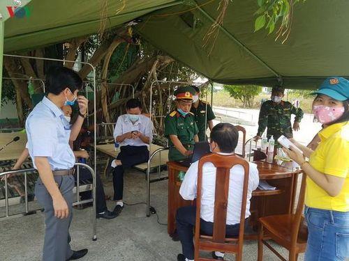 Quảng Nam dùng nguồn xã hội hóa hỗ trợ người cách ly tập trung