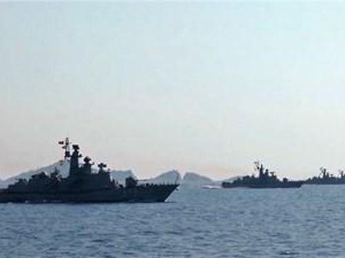 Vùng 3 Hải quân huấn luyện giữa những ngày đại dịch