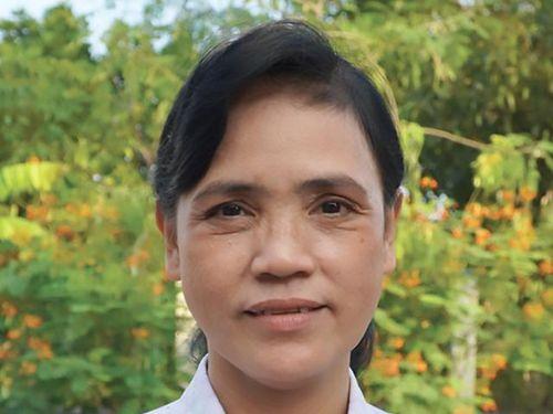 Chi hội trưởng phụ nữ tâm huyết với hoạt động xã hội