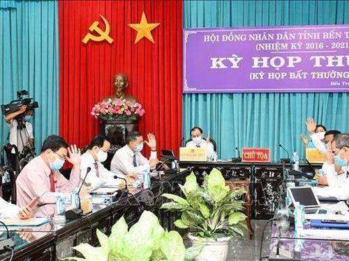 Hội đồng nhân dân tỉnh Bến Tre thông qua 11 nghị quyết quan trọng