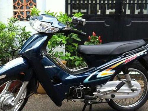 Công an huyện Sóc Sơn tìm chủ sở hữu xe máy Honda Wave