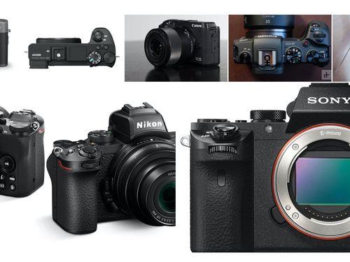 Những mẫu máy ảnh mirroless dưới 30 triệu đáng mua nhất nửa đầu 2020
