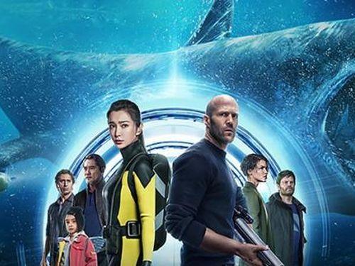 'The Meg' - Cuộc chiến với hung thần nơi biển sâu