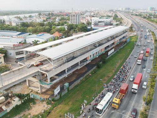 Gắn kết giao thông metro và xe buýt