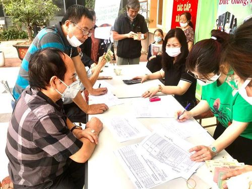 Hà Nội: Nhiều quận, huyện chi trả gói hỗ trợ 62.000 tỷ đồng đạt tỷ lệ 100%