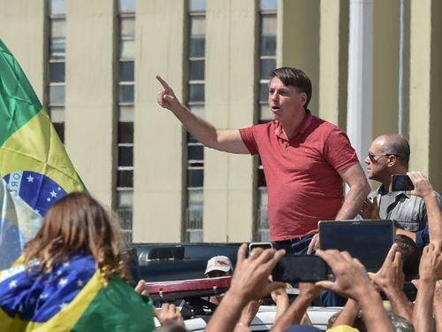 Brazil tiếp tục phá kỷ lục về số ca mắc bệnh COVID-19 trong một ngày
