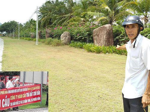 Khánh Hòa: Nhiều khuất tất tại dự án Sông Lô