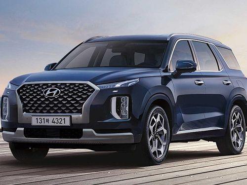 Hyundai Palisade có thêm 2 phiên bản cao cấp