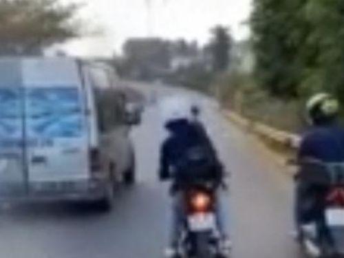 Lâm Đồng: Xác minh nhóm thanh niên ném đá xe khách trên quốc lộ