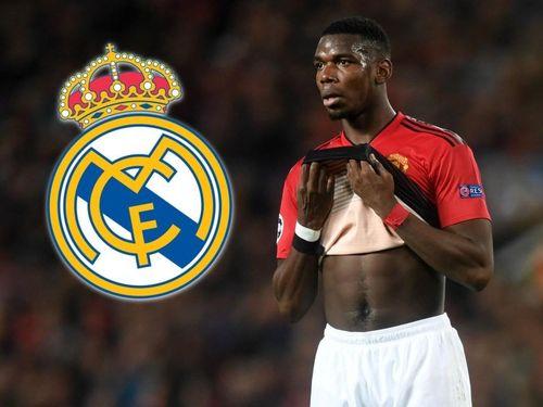 Cánh cửa tới Real Madrid đã đóng lại với Paul Pogba như thế nào?