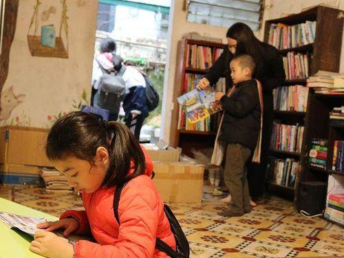 Thư viện miễn phí tại Hà Nội bị mất trộm gần 1.000 cuốn sách