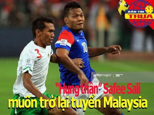 Tiền đạo 'đốt lưới' Việt Nam muốn quay lại tuyển Malaysia