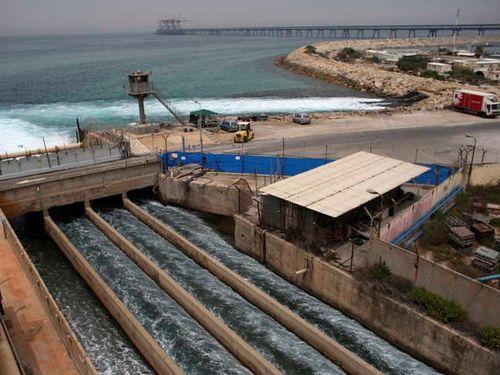 Mỹ tìm cách loại Trung Quốc khỏi dự án chế nước ngọt lớn nhất thế giới