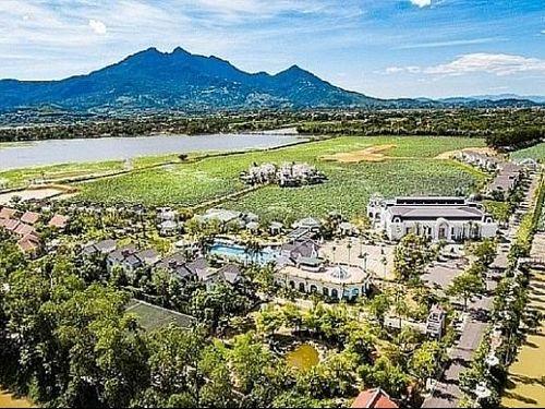 TIG ký kết hợp tác chiến lược phát triển dự án Vườn Vua Resort & Villas