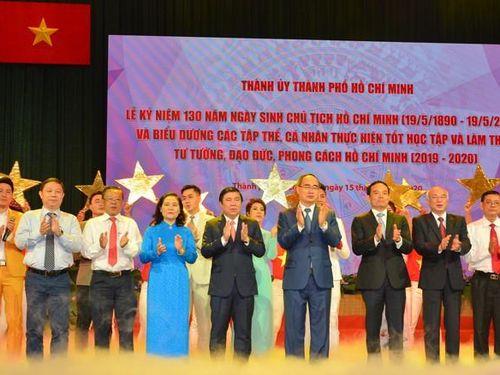 Bí thư Thành ủy TPHCM: Đoàn kết, sáng tạo, bản lĩnh xây dựng TPHCM xứng đáng là thành phố anh hùng