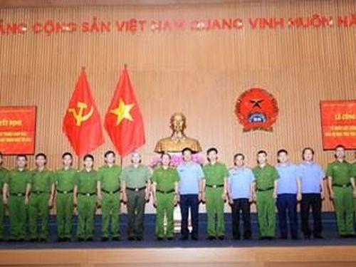 Tổ chức lực lượng vũ trang bảo vệ trụ sở VKSND tối cao